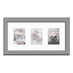Rámeček na 3 fotografie Styler Galeria Malmo AB, 46 x 23 cm