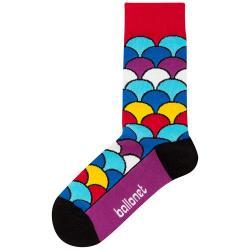 Ponožky v dárkovém balení Ballonet Socks Love You Socks Card with Fan, velikost 36 - 40