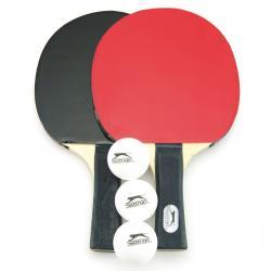 Teddies Stolní tenis, 2 pálky a 3 míčky v tašce