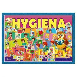 Hydrodata Společenská hra Hygiena