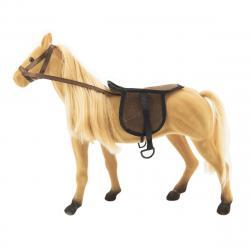 Teddies Česací kůň s doplňky, 38 cm