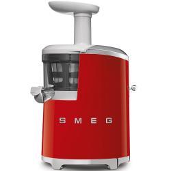 Šnekový odšťavňovač Smeg 50´s Retro Style, červený, SJF01RDEU