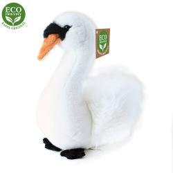 Rappa Plyšová sedící labuť, 23 cm