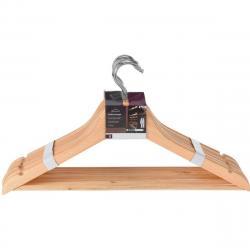 Storage Solutions 8dílná sada dřevěných ramínek