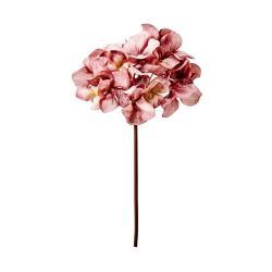 WINTERGREEN Hortensie 77 cm set 4 ks - pastelově fialová