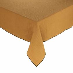 HONEY GOLD Ubrus 160 x 160 cm