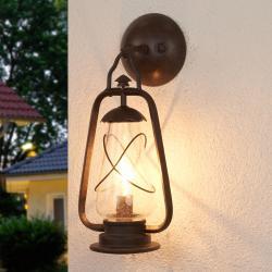Elstead Nástěnné světlo Miners ve stylu důlní lampy