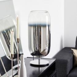 Artemide Artemide Gople stolní lampa, stříbrná
