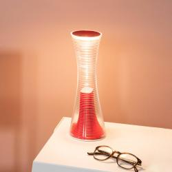 Artemide Artemide Come Together LED stolní lampa červená
