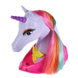 Česací sada Unicorn s kulmou, 23 x 20 cm