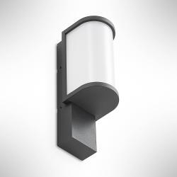 Lucande Lucande Jokum LED nástěnné světlo, IP65