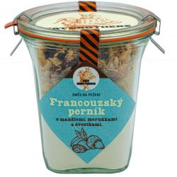 Směs na pečení Fat Brothers Francouzský perník s mandlemi, meruňkami a švestkami