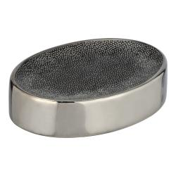 Mýdlenka v šedo-stříbrné barvě Wenko Nuria