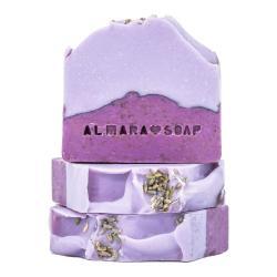 Ručně vyráběné mýdlo Almara Soap Lavender Fields