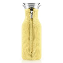 Karafa do lednice 1,0 l 3D žlutá