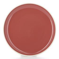 Talíř dezertní Ø 20 cm červená Amarante Color Lab