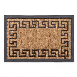 Fave Venkovní rohožka Exotic Vzor obdélník, 40 x 60 cm,