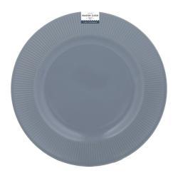 Jídelní talíř Mason Cash Linear Collection, modrý, Ø 27 cm