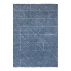 Modrý koberec Elle Decor Maniac Arles, 200 x 290 cm