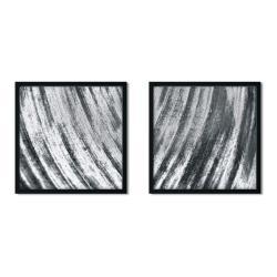 Sada 2 zarámovaných plakátů Insigne Zembardo,50x50cm