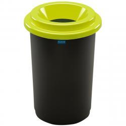 Aldotrade Odpadkový koš na tříděný odpad Eco Bin 50 l, zelená