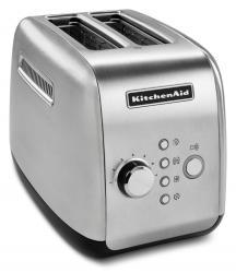 Toustovač na 2 plátky KitchenAid 5KMT221ESX nerez