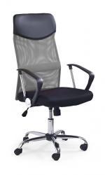 Halmar Kancelářská židle VIRE, šedá/černá