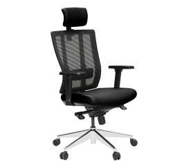 ADK Trade s.r.o. Kancelářská síťovaná židle ADK Rondo Plus, černá
