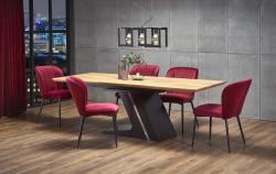 Halmar Jídelní set FERGUSON stůl + 4 židle