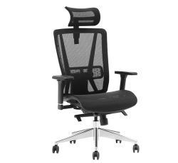 ADK TRADE Černá síťovaná kacelářská židle ADK Levon