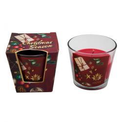 Arome Vonná svíčka Mulled Wine, 120 g