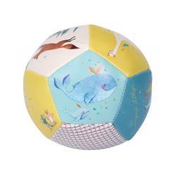 Měkoučký míč Moulin Roty Velryba a lišák