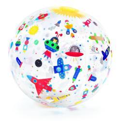 Dětský nafukovací míč Djeco Vesmír
