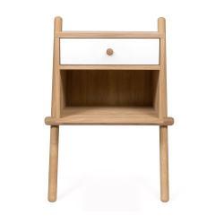 Noční stolek Woodman Wiru Puro Open