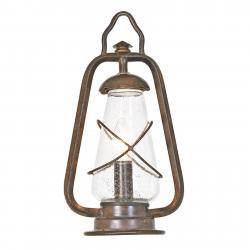 Elstead Sloupkové svítidlo Miners ve stylu hornické lampy