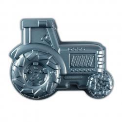 Forma na pečení Nordic Ware Traktor, modrá, 2 l