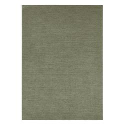 Tmavě zelený koberec Mint Rugs Supersoft, 80 x 150 cm