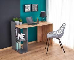 Halmar FINO desk votan oak / antracite