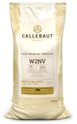 Callebaut Bílá čokoláda Callebaut 28% 10 kg