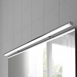Ebir LED svítidlo nad zrcadlo Ruth, chrom, 110 cm