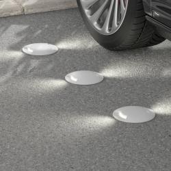 Fumagalli LED podlahové světlo Ceci 160-2L šedá CCT