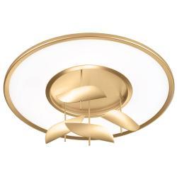 FISCHER & HONSEL LED stropní světlo Dane, CCT, s dálkovým ovládáním
