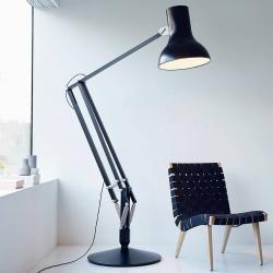 Anglepoise Anglepoise Type 75 Giant stojací lampa černá