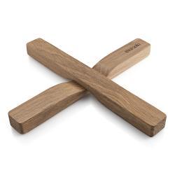 Eva Solo Magnetická podložka pod hrnec dřevěná