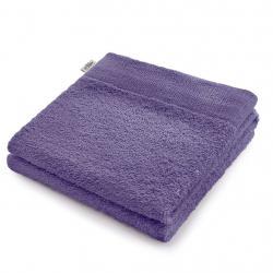 Bavlněný ručník AmeliaHome AMARI fialový