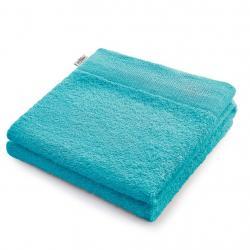 Bavlněný ručník AmeliaHome AMARI tyrkysový