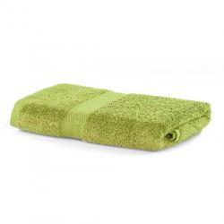 Bavlněný ručník DecoKing Mila 30x50cm světle zelený