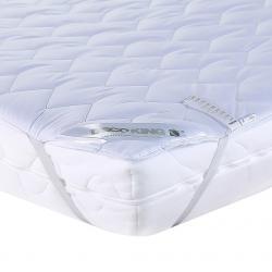 DecoKing Chránič matrace Ocir bílý