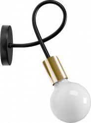TooLight Nástěnná lampa Paradise černá/zlatá