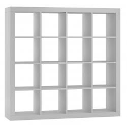 Shoptop Regál KALAX 4x4 bílý